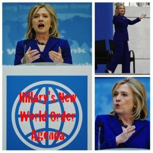 Hillary Clinton World Bank