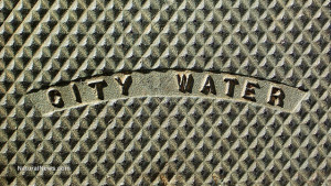 City-Water-Manhole-Cover