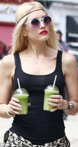 green juice gwen