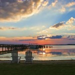 lakeside-inn-sunset