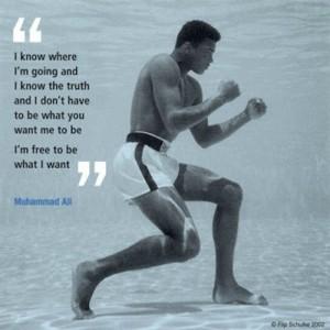 muhammad ali underwater-quote