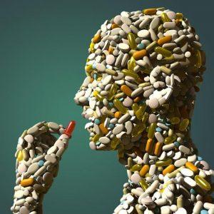 Patient made of pills