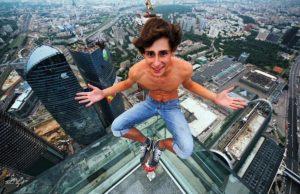 selfie-skyscraper