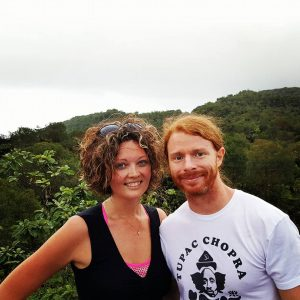 The Captain with holistic, nutritional healer, and comedic genius, JP Sears