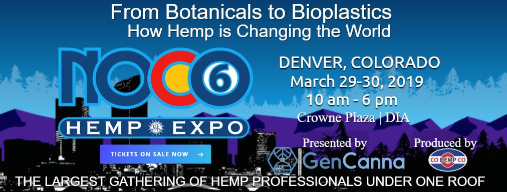 ENCORE! NOCO Hemp Expo Denver! Plus CBD Oil, Josh Hendrix